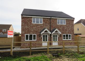 Thumbnail 2 bed semi-detached house for sale in Rockery Farm Broadway, Bourn, Cambridge