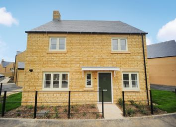 Thumbnail 4 bed detached house for sale in Cinder Lane, Fairford