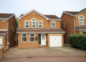 Thumbnail 4 bed detached house for sale in Burnleys Court, Methley, Leeds