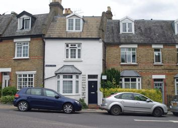 Thumbnail 3 bed cottage for sale in Compton Terrace, Hoppers Road, London