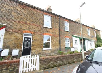 Thumbnail 2 bed terraced house for sale in Cornwall Road, Walmer