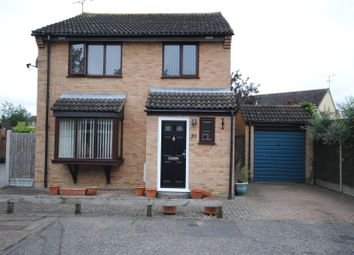 Thumbnail 3 bedroom detached house for sale in Quilp Drive, Chelmsford, Essex
