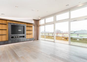 Thumbnail 3 bed flat for sale in North Bank, London