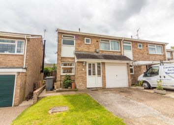 Thumbnail 3 bedroom semi-detached house for sale in Odiham Avenue, Reading