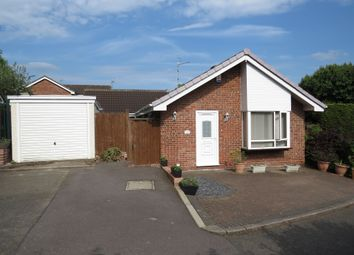 Thumbnail 2 bed detached bungalow for sale in Blencathra Drive, Mickleover, Derby