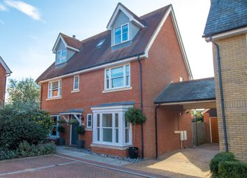 Walnut Drive, Mile End, Colchester CO4. 5 bed detached house