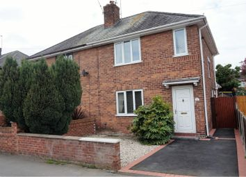 Thumbnail 3 bed semi-detached house for sale in Victoria Road, Chester