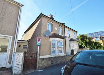 Thumbnail 4 bed semi-detached house for sale in Castle Street, Swanscombe