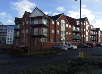 Thumbnail 2 bedroom flat to rent in Waterfront Way, Walsall