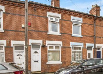 Thumbnail 2 bedroom terraced house for sale in Herschell Street, Leicester, Leicestershire