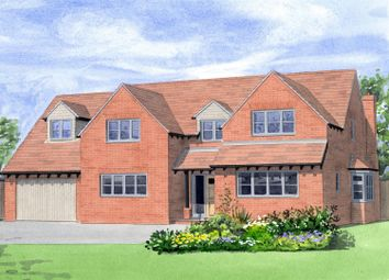 Thumbnail 5 bed detached house for sale in Main Street, East Hanney, Wantage