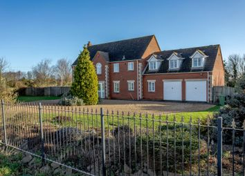 Chestnut House, Northside, Thorney, Peterborough PE6. 5 bed detached house for sale