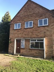 Thumbnail 3 bed terraced house to rent in Whitefields Road, Waltham Cross