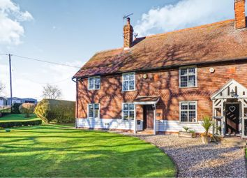 Thumbnail 4 bedroom end terrace house for sale in Church End, Dunmow