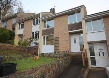 Thumbnail 3 bed terraced house to rent in Ben Jonson Close, Torquay