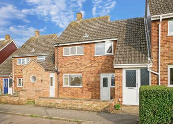Thumbnail 3 bedroom terraced house for sale in Hampden Way, Eynesbury, St. Neots