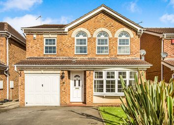 Thumbnail 4 bed detached house to rent in Atebanks Court, Balby, Doncaster