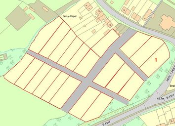 Thumbnail Land for sale in Plot 1, Heol Y Pentre, Ponthenry, Llanelli, Dyfed