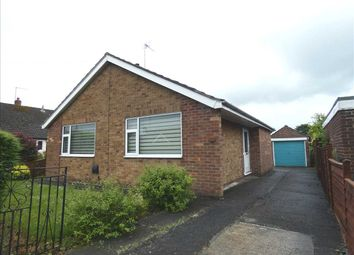 Thumbnail 2 bed detached bungalow for sale in Orchard Drive, Burton, Scunthorpe