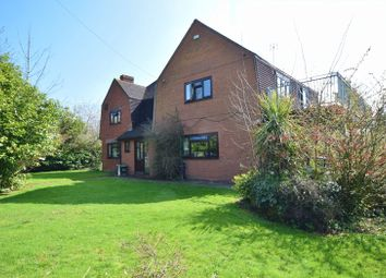 Thumbnail 4 bed detached house for sale in Three Ashes Lane, Newent