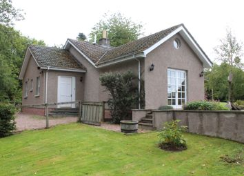 Thumbnail 2 bed detached bungalow to rent in Back Greens Cottage, Fetternear, Kemnay, Aberdeenshire