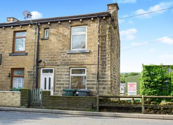 Thumbnail 1 bed end terrace house for sale in Huddersfield Road, Mirfield