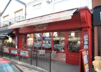 Thumbnail Retail premises to let in Xanders Cafe Bar, 158 Newland Avenue, Hull