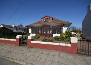 Thumbnail 5 bed detached bungalow for sale in Ravenswood Avenue, Rock Ferry, Birkenhead