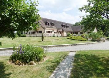 Thumbnail 4 bed equestrian property for sale in Damville, Eure, France