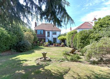 Thumbnail 4 bed detached house for sale in Clieveden Road, Southend-On-Sea