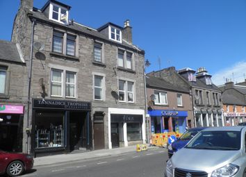 Thumbnail 2 bed flat to rent in East High Street, Forfar