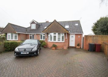 Thumbnail 4 bed semi-detached house for sale in Deeside Avenue, Chichester