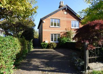 Thumbnail 3 bed property for sale in Little Bookham Street, Bookham, Leatherhead