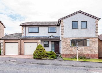 Thumbnail 5 bed detached house for sale in The Ness, Dollar