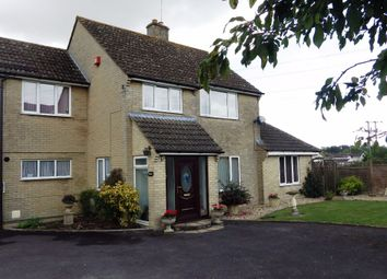 Thumbnail 4 bed detached house for sale in Siddington Road, Siddington, Cirencester