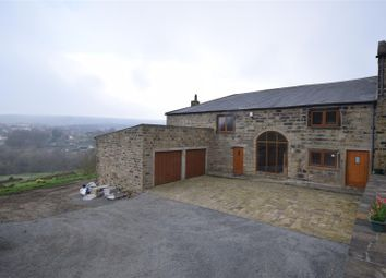 Thumbnail 5 bedroom property for sale in Edge End Barn, Straight Lane, Mixenden, Halifax