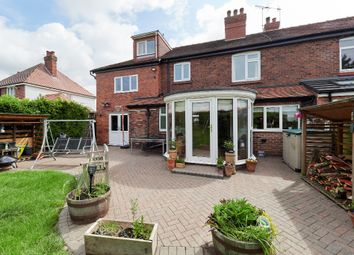 Thumbnail 5 bed semi-detached house for sale in Crewe Road, Sandbach
