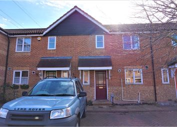 Thumbnail 3 bed terraced house for sale in Pritchett Close, Enfield