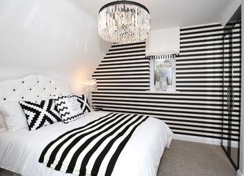"Thumbnail 4 bed detached house for sale in ""Hexham"" at Carters Lane, Kiln Farm, Milton Keynes"