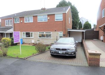 Thumbnail 3 bed semi-detached house for sale in 6 Malton Close, Chadderton