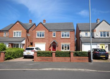 Thumbnail 4 bed detached house for sale in Brookwood Way, Buckshaw Village, Chorley