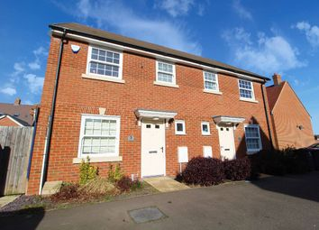 Thumbnail 3 bed semi-detached house for sale in Ladybird Way, Wixams, Bedfordshire
