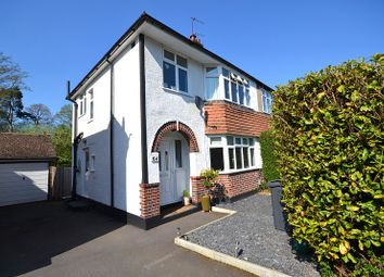 Thumbnail 3 bed semi-detached house for sale in Chobham Road, Ottershaw, Chertsey