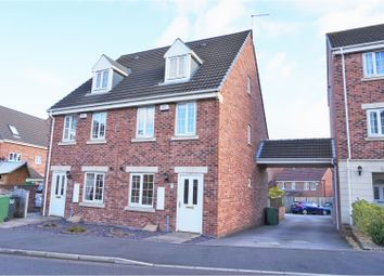 Thumbnail 3 bedroom semi-detached house for sale in New Forest Way, Leeds