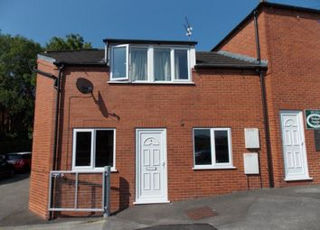 Thumbnail 1 bed flat to rent in Flat 5, New Street, Alfreton