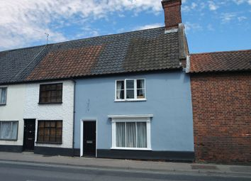 Thumbnail 3 bed terraced house for sale in Blyburgate, Beccles