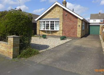 Thumbnail 3 bed bungalow to rent in Burgess Road, Brigg
