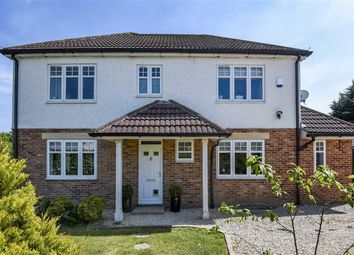Thumbnail 4 bed detached house for sale in Station Road, Royal Wootton Bassett, Wiltshire