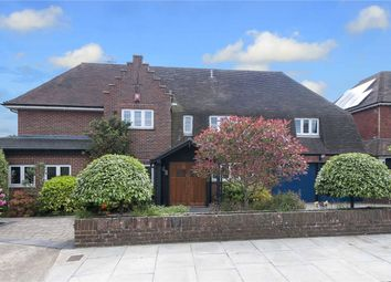 Thumbnail 6 bed detached house for sale in Dyke Close, Hove, East Sussex