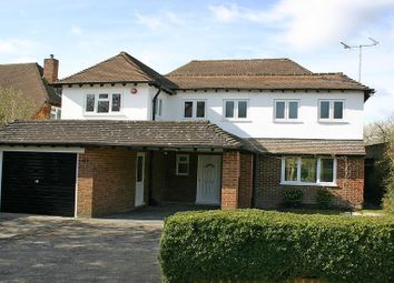 Thumbnail 4 bed detached house to rent in Mayflower Way, Farnham Common, Slough